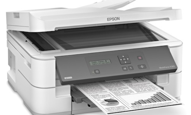 Setup aplication as well as drivers printer scanner controller low-cal installer for Epson WorkForce Epson WorkForce K301 Driver Download