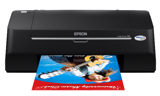 How to install the drivers Epson Stylus T Epson Stylus T11 Drivers Download